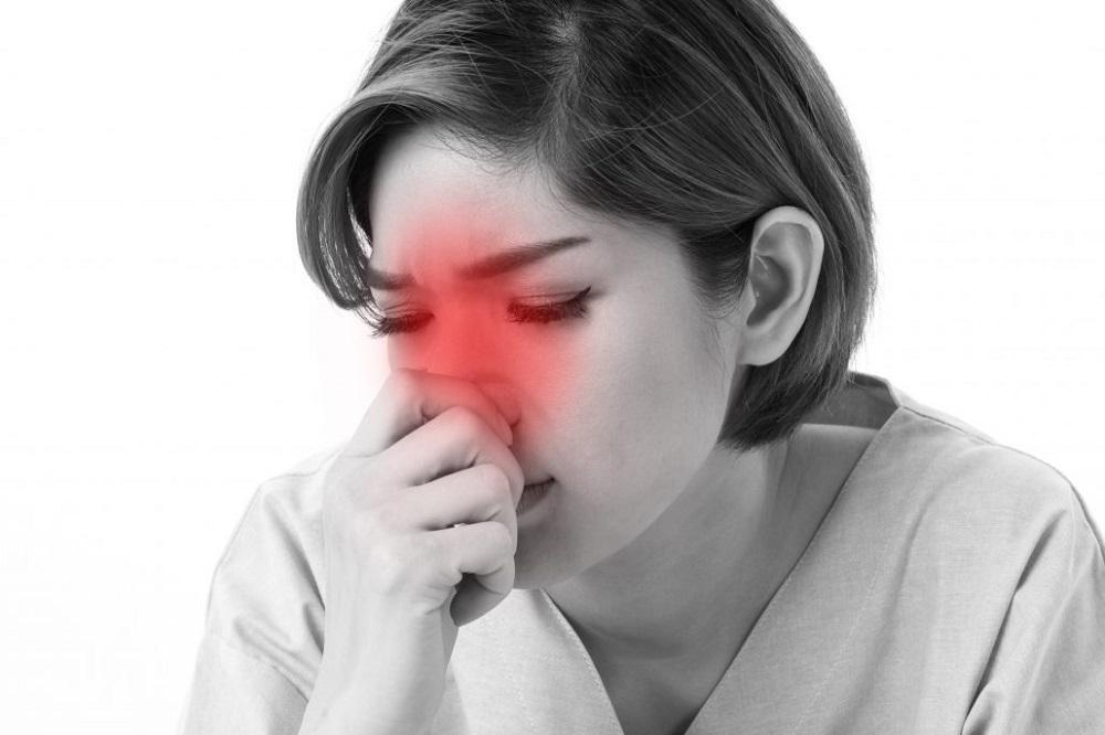 Вазомоторный ринит: симптомы и лечение